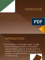 Chocolate Computer Presentation
