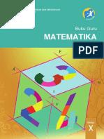 Buku Guru Matematika