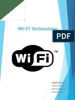 WiFi Technology Bss