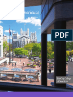 The City Experience Viewbook