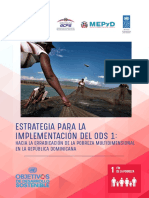 Estrategia para la Implementación del ODS1