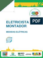 Eletricista Montador_Medidas Elétricas - Prominp