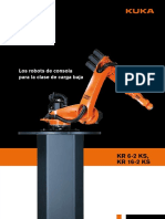 Kuka Robots Iberica Robot Industrial Catalogo Robot Kuka Kr 6 Ks 506071