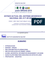 CAPITULO IV-3 (SistemaGeodesicoBolivia 2014 - B)