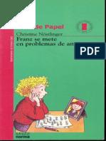 05-Franz Se Mete en Problemas de a - Christine Nostlinger