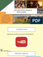 Huaca de Sitio Huaca Pucllana - Exposicion