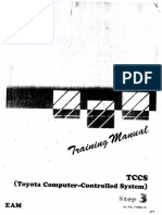 Tccs (Toyota Computer-controlled System)