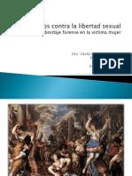Delitos Contra La Libertad Sexual.ponencia Hotel Escuela 2013