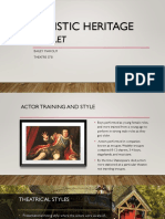 Artistic Heritage Hamlet