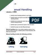 Safe Manual Handling Booklet.doc