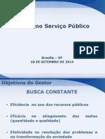 Custos No Servico Publico