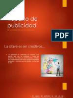 Reparto de Publicidad Presentacion