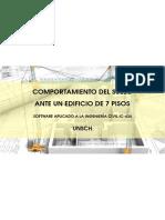 Estudio del comportamiento del suelo ante la carga de un edificio con PLAXIS