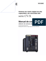 CV-X Series Setup Manual_ESP