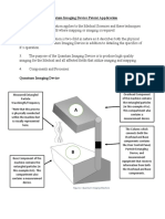Quantum Imaging Device Patent