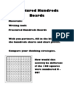 fractured hundreds boards