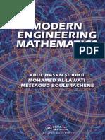 Modern engineering mathematics-CRC Press (2018).pdf