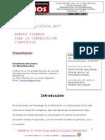 PRESENTACIÓN_ LA CRIMINALÍSTICA HOY