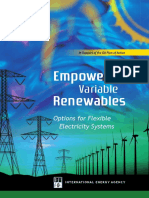 Empowering Variable Renewables