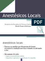 Anestesicos Locais.ppt