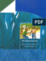 Frans Geilfus - 80 Herramientas Para El Desarrollo Participativo. Anotado 171115