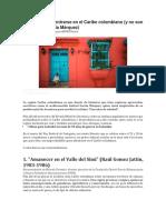 6 Libros Para Adentrarse en El Caribe Colombiano