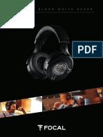 White paper Headphones