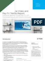 TiVo Q3 2017 Video Trends Report