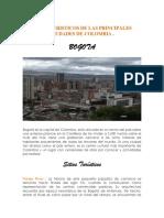 Sitios Turisticos de Colombia