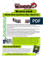 March 2018 Arklan Newsletter