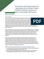 Spanish_Ethanol Report Factsheet