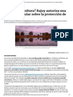 Aves o Agricultura Consulta Popular Proteccion Humedal