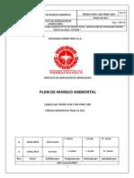 MCC -PLAN de Manejo Ambiental Hpgr- Febrero2018