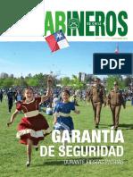 Revista Carabineros Edición 737 del 09/2016