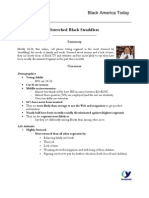 Black America Today Study