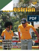 CF Equestrian Sept 2010 Juniors Issue- Final