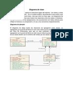 Diagramas de Clase y Objetos
