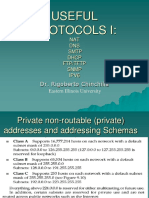 7. Useful Protocols I