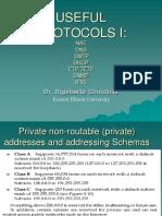 7. Useful Protocols I