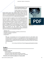Agua Potable - Wikipedia, La Enciclopedia Libre