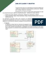 Diagrama de Clases y Objetos