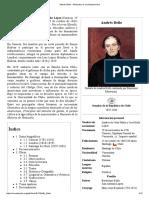 Andrés Bello - Wikipedia, la enciclopedia libre.pdf