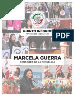 Quinto Informe Marcela Guerra
