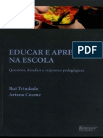 Educar e Aprender Na Escola (1)