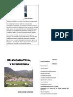 Huancaraylla Ultimo 2018