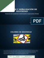 Colores y Señalización de Seguridad