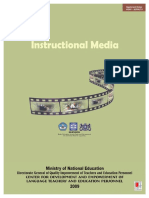 Instructional Media - Supplement Module MGMP