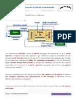 1_Structure de La Partie Commande