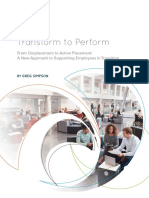 Transform to Perform the Future of Career Transition eBook