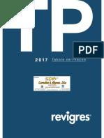 Revigres 2017 - Carvalho & Afonso - Tabela de Preços (1)